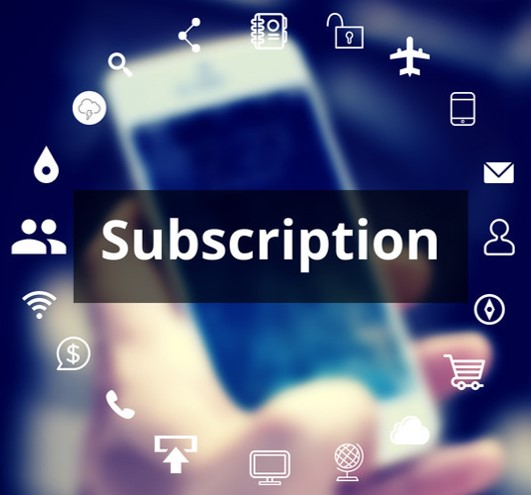 The Subscription Economy: adopt a new business model to look to the future